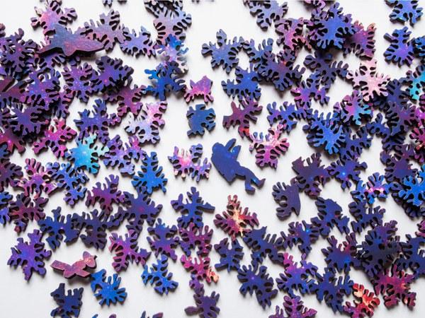 Tieto nekonečné puzzle môžete skladať navždy